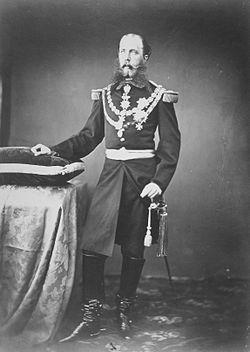 emperor Maximilian von Hapsburg
