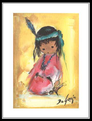 ted degrazia art
