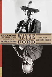 Wayne and Ford - book cover