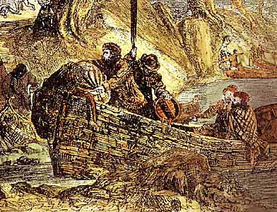 1700s trapboat