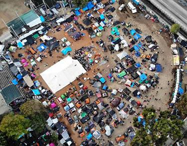 tijuana migrant shelter