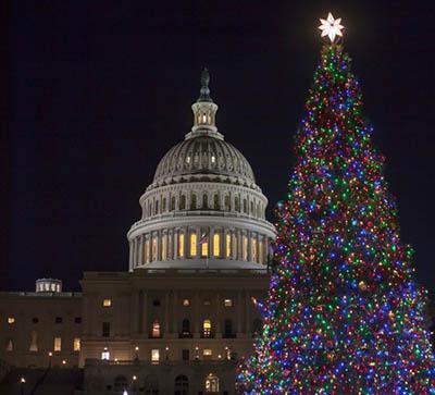 us capital christmas tree 2018