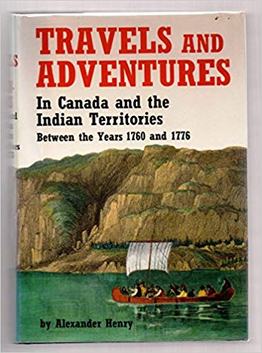 Travels and Adventures - book cover