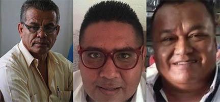 Ragelio Barragan Perez - Edgar-Alberto Nava - Jorge Ruiz Vazquez