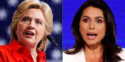 Hillary-Clinton-Tulsi-Gabbard